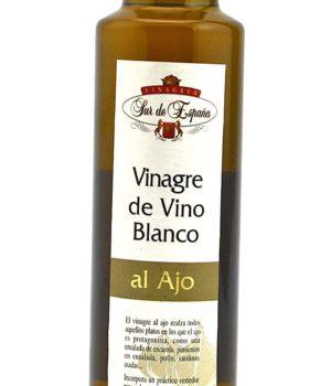 Vinagre De Vino Blanco Al Ajo Sur De España