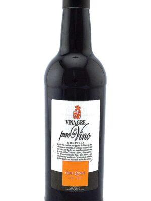 Vinagre puro de vino Cruz Conde
