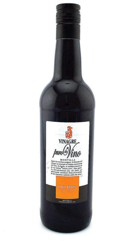 Pacomer Traiteur Shop vinagre puro de vino bewerkt 1