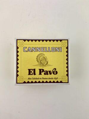 Cannelloni El Pavo