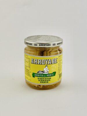 Bonito del norte en aceite de oliva 230g Arroyabe