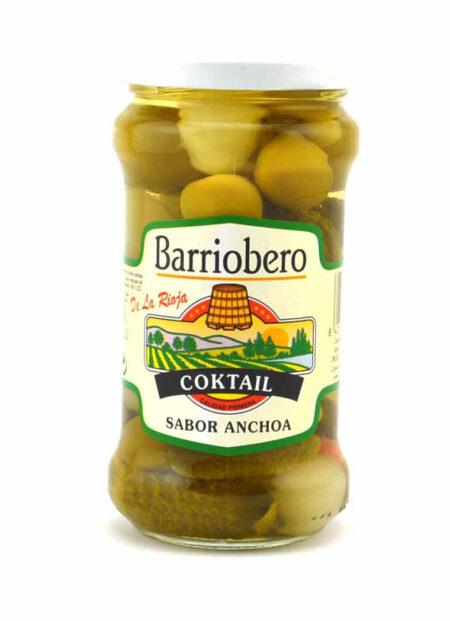 Pacomer Traiteur Shop coktail sabor anchoa