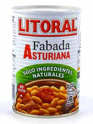 Fabada Asturiana Litoral 435g