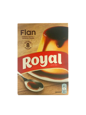 Flan Royal Pakket