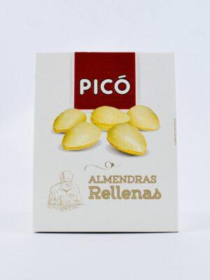 Almendras Rellenas Pico