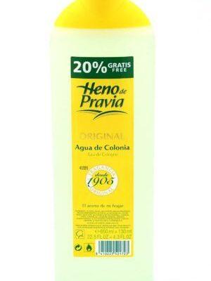 Agua De Colonia Heno De Pravia Original