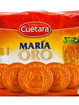 María oro Cuétara