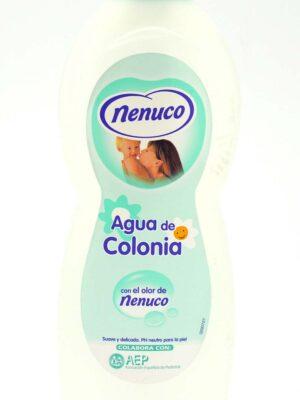 AGUA DE COLONIA CON EL OLOR DE NENUCO