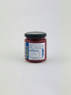 Mermelada de pimiento