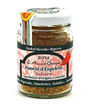 Piment despelette Suharra