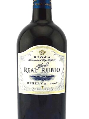 Rioja Real Rubio 2007 Reserva