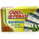 Sardinas En Aceite De Oliva Cabo De Peñas