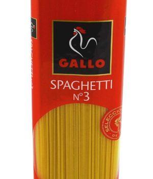 Spaghetti n◦3 Gallo