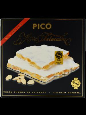 Torta Turrón De Alicante Pico