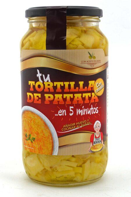 tortilla de patatas kant en klaar kopen
