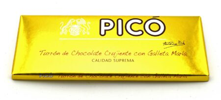Pacomer Traiteur Shop turron chocolate crujiente con galleta maria scaled