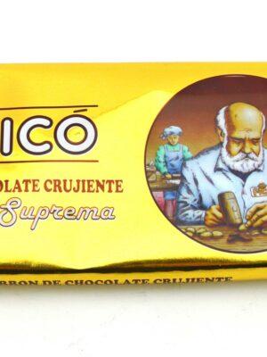 Turrón De Chocolate Crujiente Pico