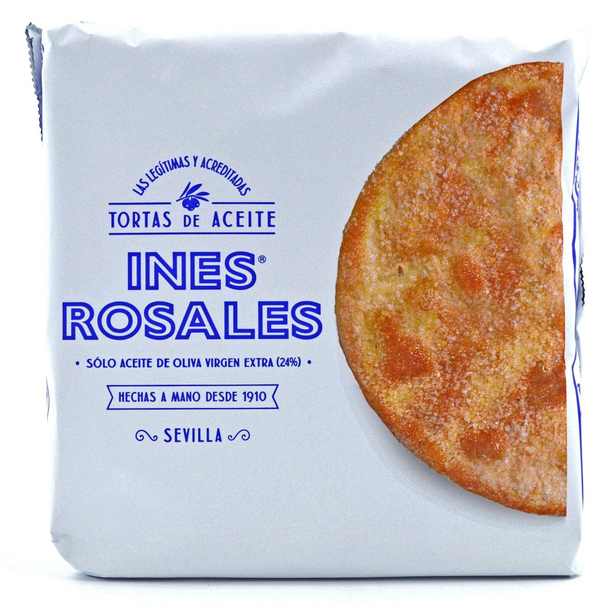 Tortas De Aceite Ines Rosales Knapperige Spaanse Koeken Pacomer Traiteur