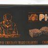 turron de chocolate negro crujiente