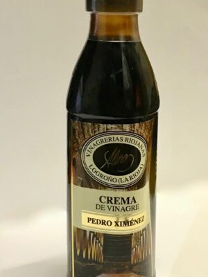 Crema de Vinagre Pedro Ximénez Aliño