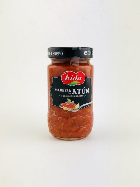 bolognese tomatensaus met tonijn