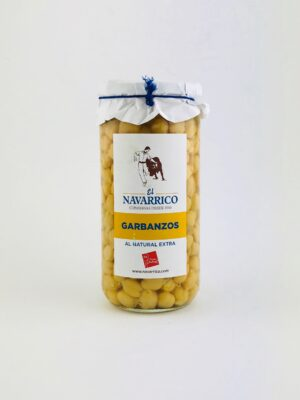 Garbanzo Al Natural Extra