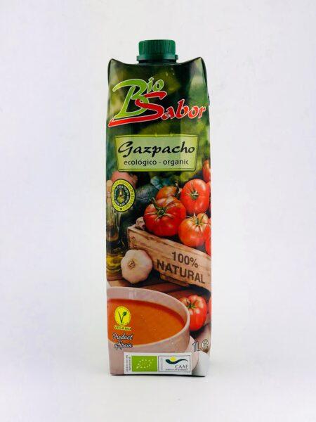 gazpacho biologisch en natuurlijk