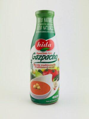 Gazpacho Receta Tradicional Hida