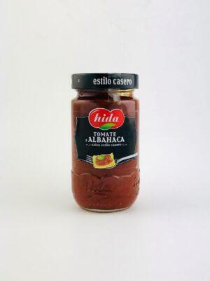Tomatensaus met basilicum