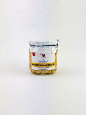 Alubias plancheta Navarrico / witte platte bonen