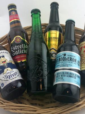 Spaans bierpakket